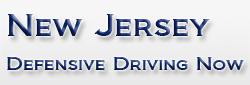 Defensive Driving, Traffic School Courses Online From NewJerseyDefensiveDrivingNow.com